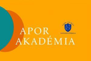 Apor Akadémia fejléc honlapra