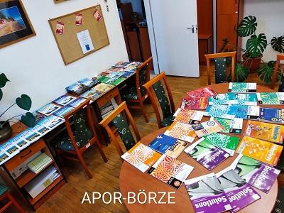 Apor-Börze – beszámoló